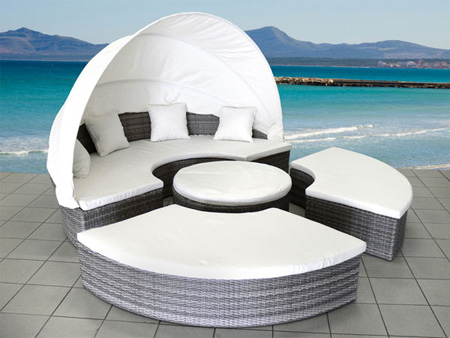 3.2 Artificial Rattan Furniture Is Best Decoration For Home And Garden!