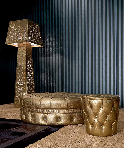 313 Fiorentino Company Launched Furniture For Glamorous Interiors 