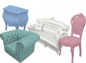 337 300x220 Furniture Design of Plastic Century