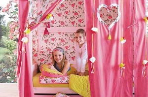 Pink For Bedroom Interior