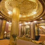Golden House: Golden Decoration