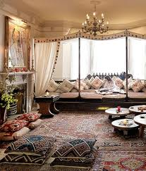 Moroccan Style  In  Your Interior