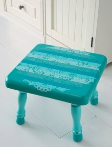 Stool Decorative Painting: Master Class