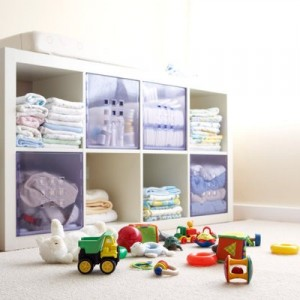 Design Nursery With Your Child