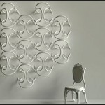 Flos Launched Unusual Wall Piercing Lights