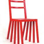 Chair With Ten Feet