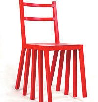 720 Chair With Ten Feet
