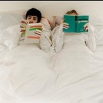 Blanket for fans To Read In Bed