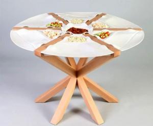 Uniting Table by Elad Kashi