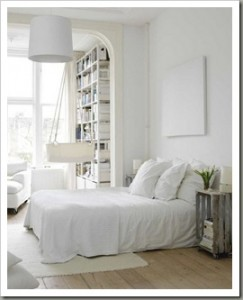Bedroom Interior Design Bedroom Decor in White 243x300 Bedroom Interior Design: Bedroom Decor in White