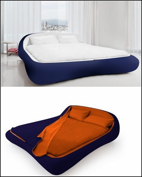 You Don't Need To Do Your Zip Bed In The Mornings