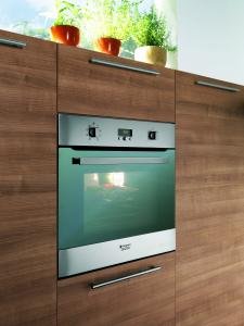"""New Style"" Ovens from Hotpoint-Ariston"