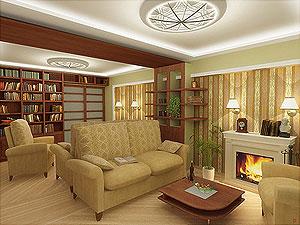 2.2 Cozy Living Room: Tricks Of Interior