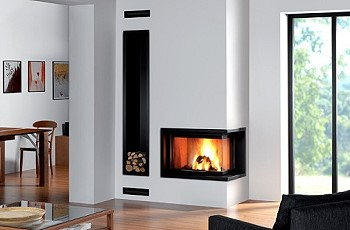 Spanish Company Rocal With New Solutions For Fireplace