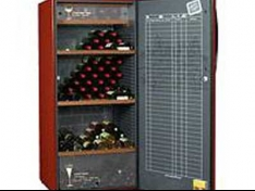French Wine Keeper in High-Tech Style