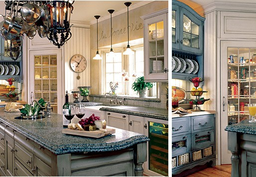 27 Kitchen Dining Room In The Provence Style