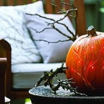 Pumpkin Decor for Halloween