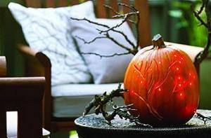 Pumpkin Decor for Halloween
