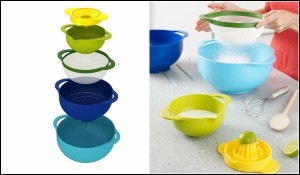 Plastic Kitchen Equipments