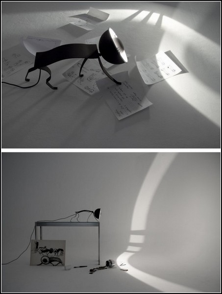 Cats Are allowed To Sit At The Table: Cute little Micha Lamps