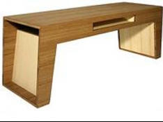 Useful underside of furniture