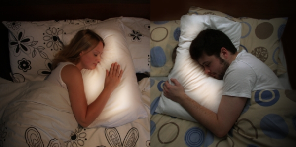 513 Fancy Gadget Pillows: Pillow Talk For People In Love
