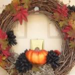 Autumn Décor: Tricks To Make Autumn Wreaths