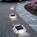 """""""Sunny"""" Lamps for Landscape Design"""