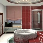 Bathroom and Its Relaxing Atmosphere