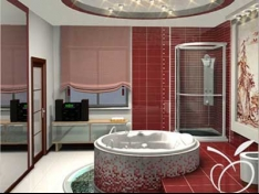 636 Bathroom and Its Relaxing Atmosphere