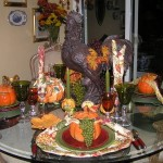 15 150x150 Table Decorations For The Day Of Thanksgiving