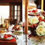 18 150x150 Table Decorations For The Day Of Thanksgiving