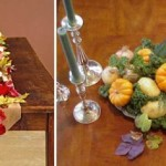 20 150x150 Table Decorations For The Day Of Thanksgiving