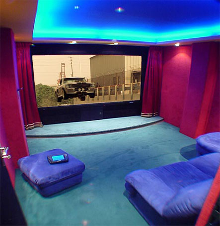 21 Interior For Home Theater