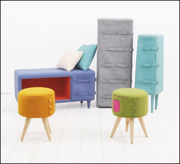 Kam Kam Launched Dressed-Up Furniture
