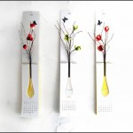 Nothing Design Group Introduces The Calendar Vase Project