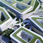 UNStudio Introduces Innovative Project Of University of Singapore