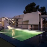 Patterns Represents Fyf Residence Curved Space For Villas