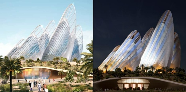 Foster + Partners Introduces The Project Of The New Building Within Zayed National Mueum