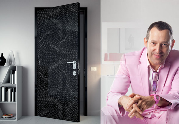 65 Karim Rashid Introduces Collection Of Doors