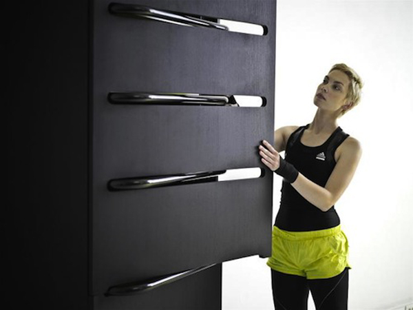 66 Lucie Koldova Launches Home Fitness