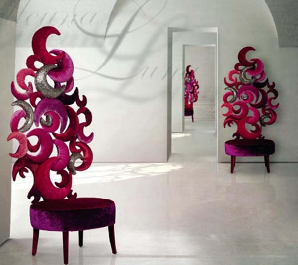 Glamorous And Surreal Line Of Furniture Sicis Next Art
