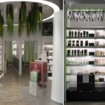 Tuxedo Agency Introduces Bio-Interior Of Supermarche Sante Avril Boutique in Montreal