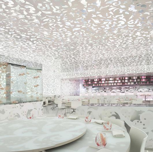 81 Interiors of Restaurant Beijing Noodle No. 9