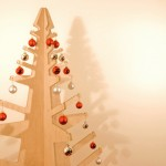 Modern Plywood Christmas Tree For Décor