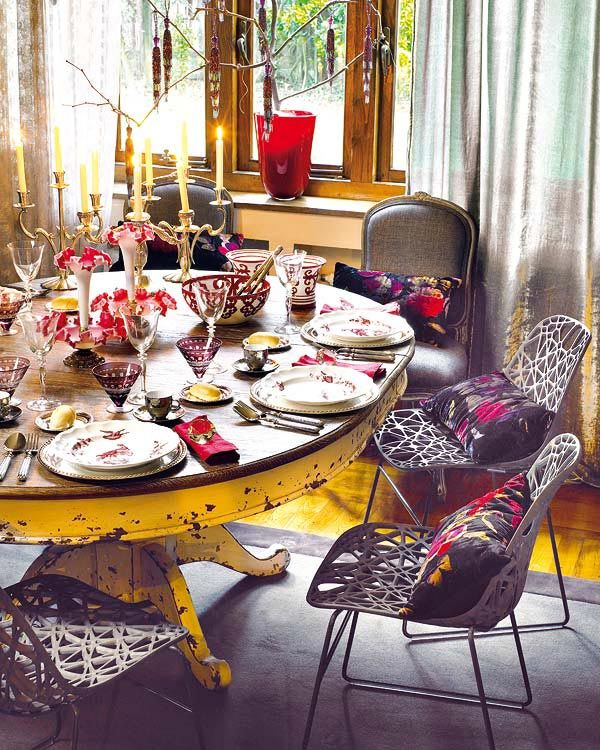 17 Table Decoration Ideas For Christmas And New Year