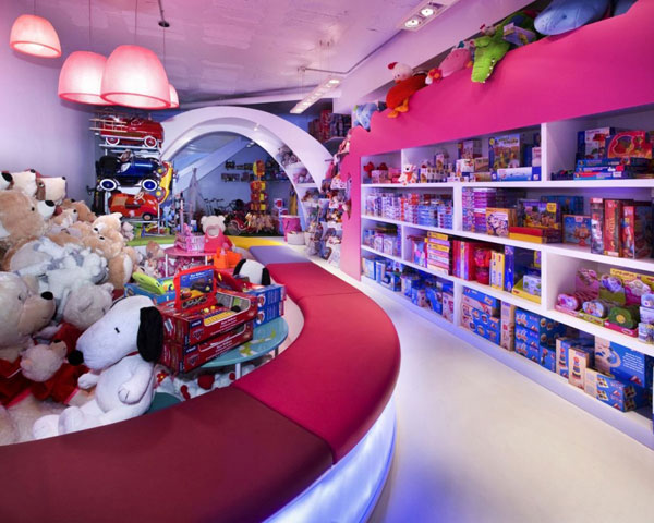 Fabulous Design For Toy Store