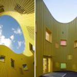 Tham &amp; Videgard Arkitekter Designed Sunny&quot; kindergarten 