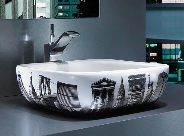 Roca Launches Modern Urban Collection Of Wash Basins