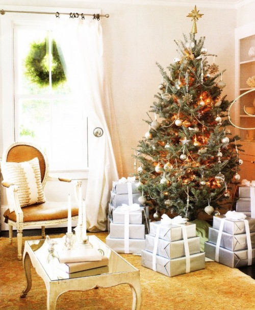 25 Photos, Ideas How To Decorate A Christmas Tree